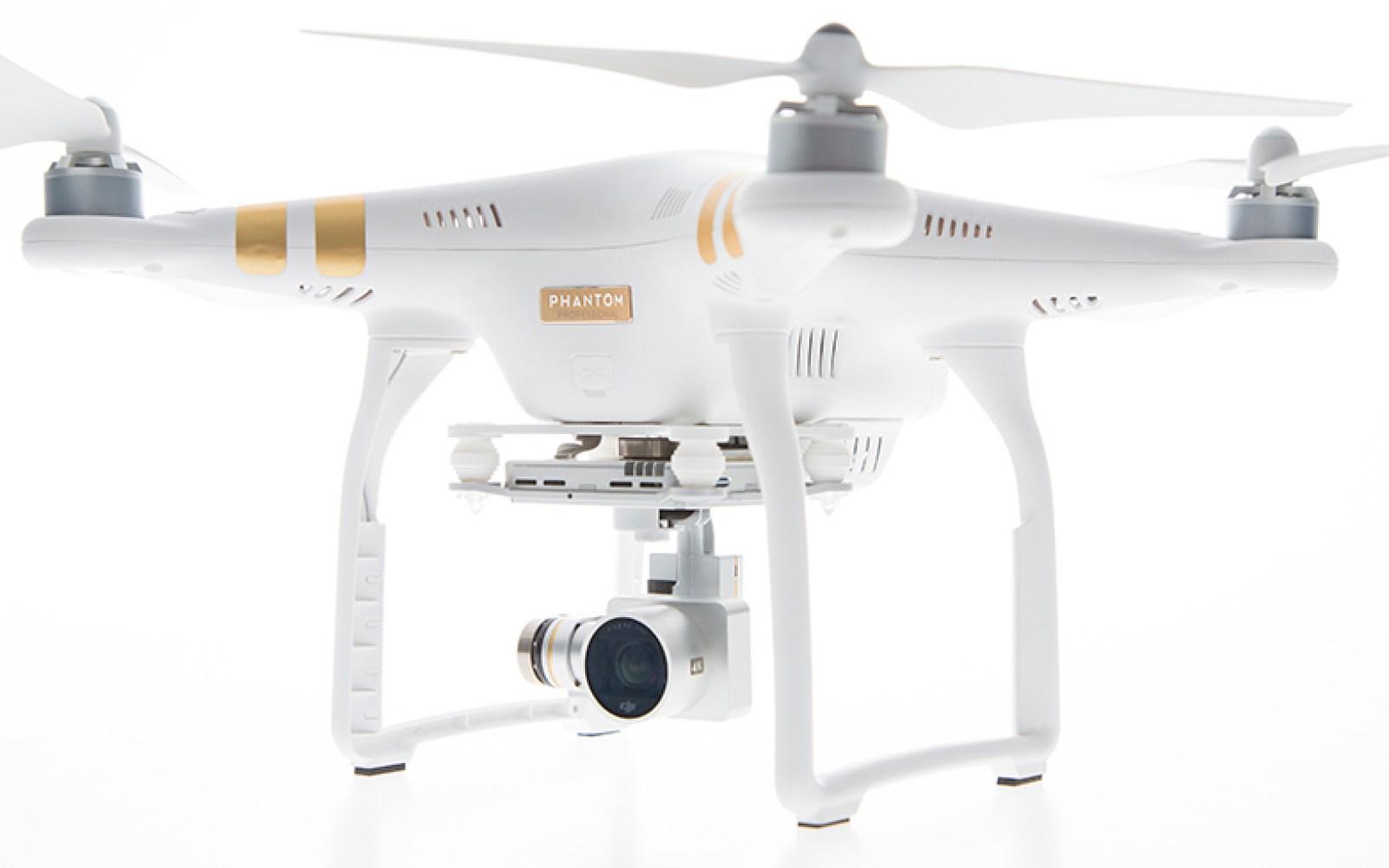 DJI's Phantom 3 drone shoots 4K video, uses new sensors to navigate indoor airspace