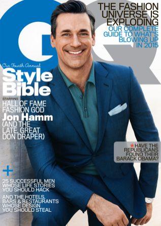 GQ USA-2015-cover