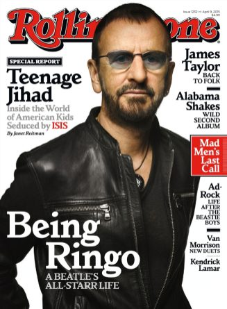 Rolling Stone USA-2015-cover