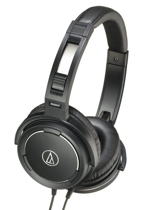 Audio-Technica ATH-WS55 Solid Bass Over-Ear Headphones-sale-01