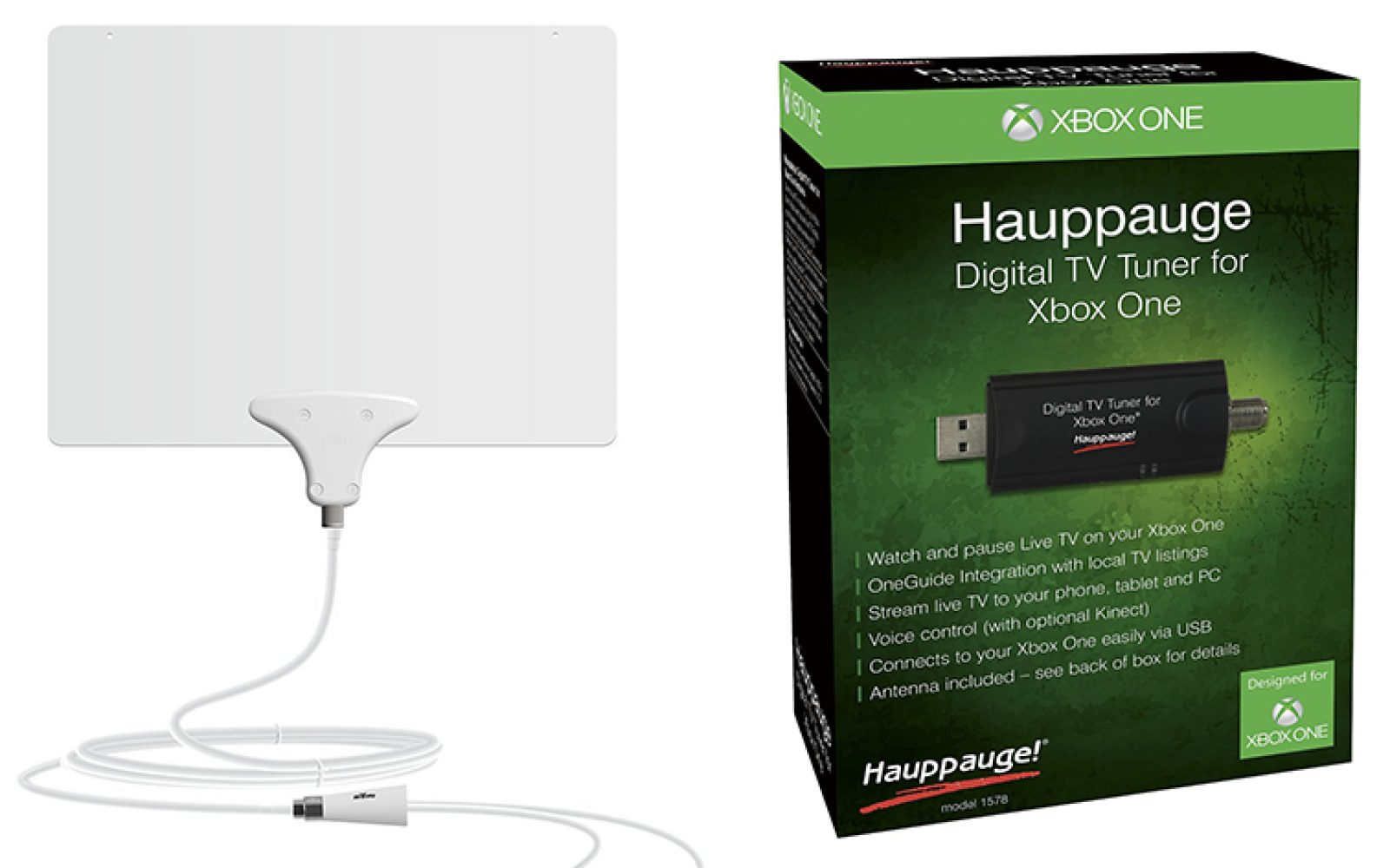 Now any Xbox One can receive over-the-air HD channels with