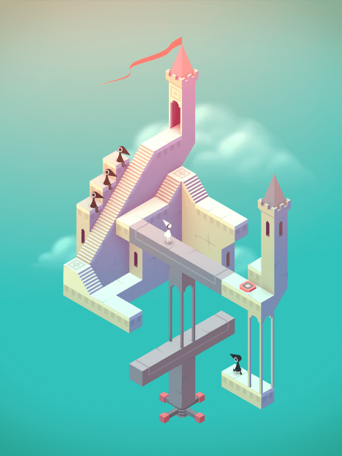 Monument Valley-Humble Bundle-Android-01