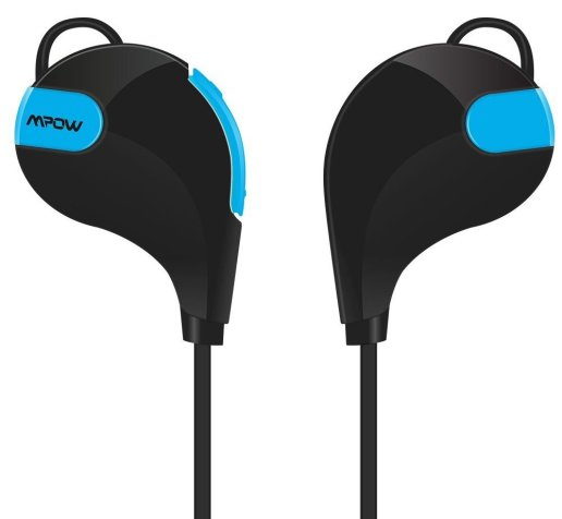 Mpow Swift Bluetooth 4.0 Wireless Sport in-ear headphones