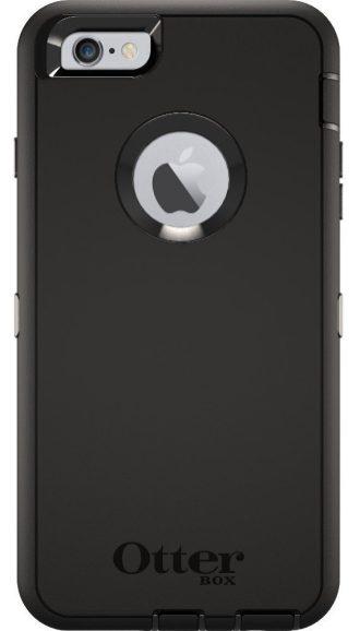 OtterBox iPhone 6 Plus Defender Series case in black-sale-02