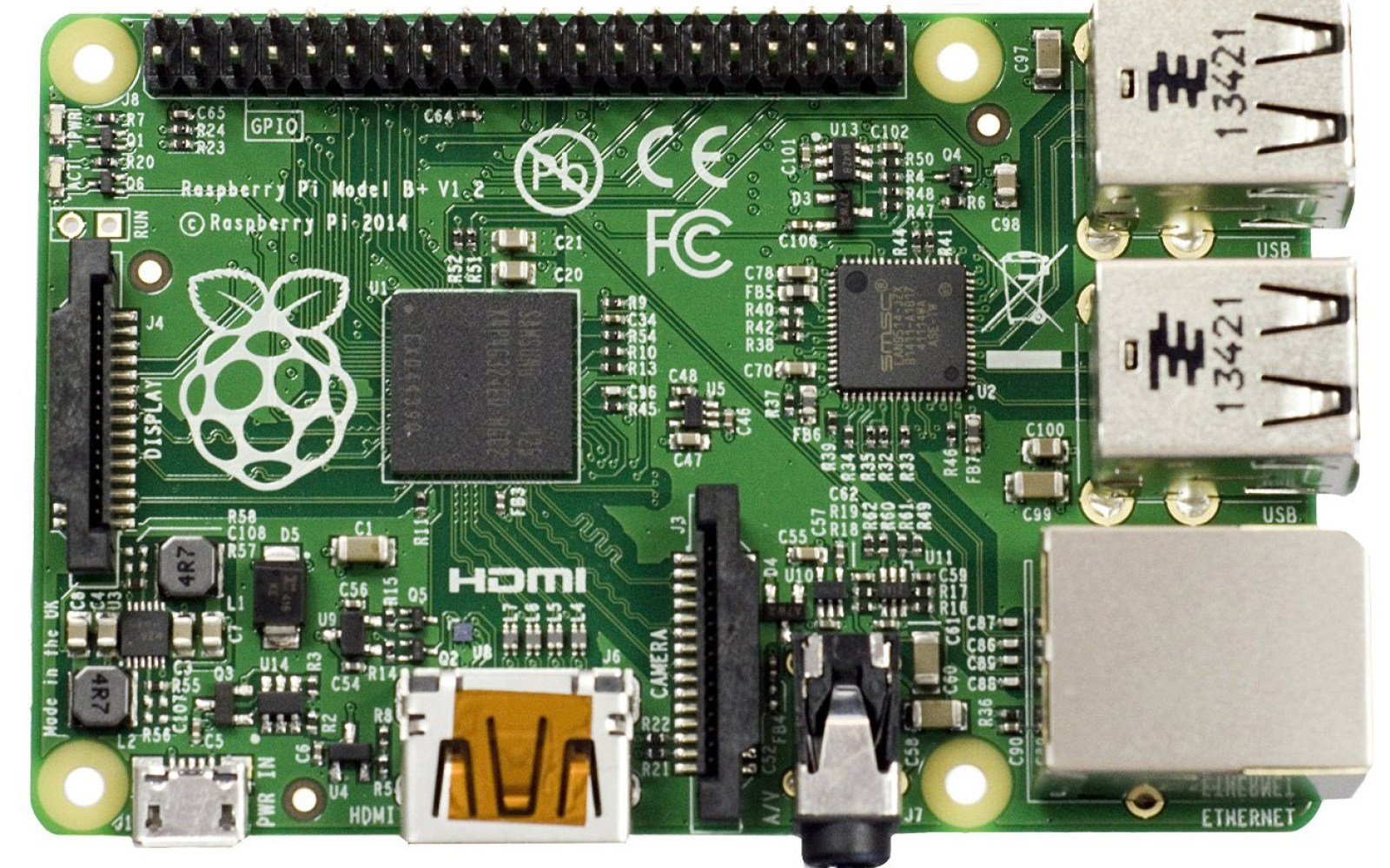 Raspberry Pi Model B+ gets an official price drop down to $25