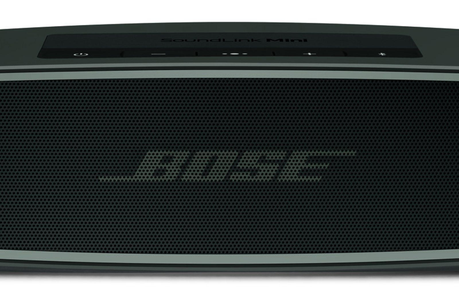 Bose Updates Its Best Sounding Soundlink Mini Ii Portable Bluetooth