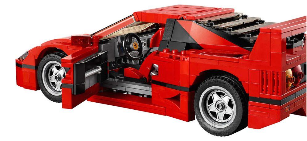 LEGO Creator Ferrari F40-07