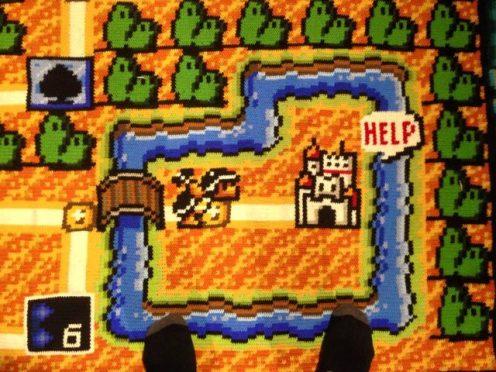 Super Mario Bros 3 Crochet-blanket-07