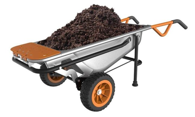 WORX AeroCart- 8-in-1 Multi-Function Wheel Barrow Yard Cart-sale-02