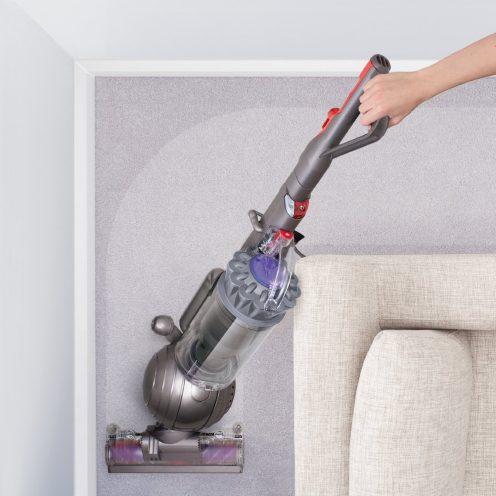 Dyson DC65 multicolor upright vacuum in purple-sale-02