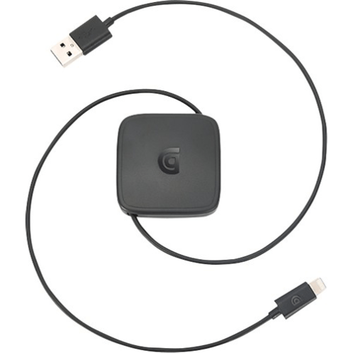 Griffing lightning cable