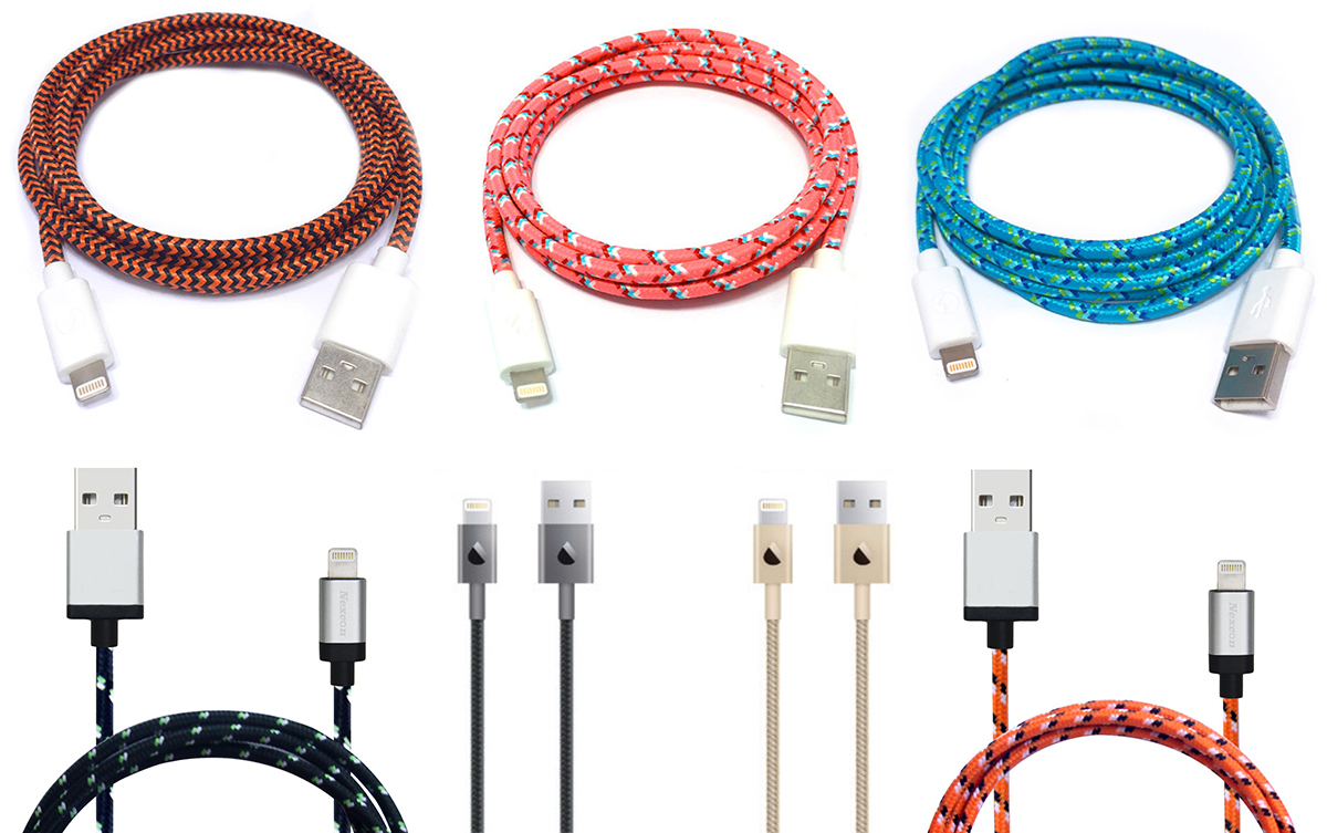 The coolest Apple-certified MFi Lightning cables you can buy for your iPhone, iPad and iPod