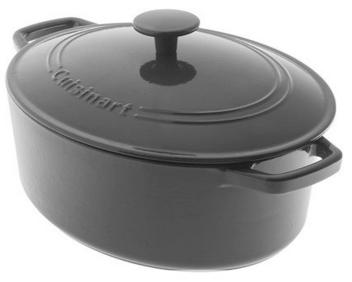 Cuisinart 5.5 Qt. Oval Cast Iron Casserole-01
