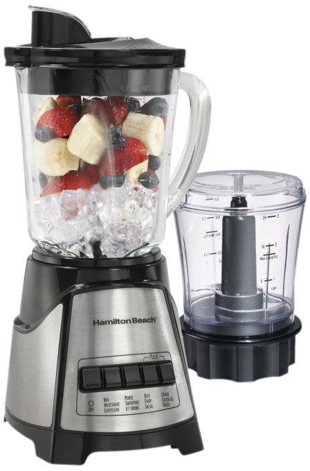 Hamilton Beach Blender and Chopper (58149)-sale-01