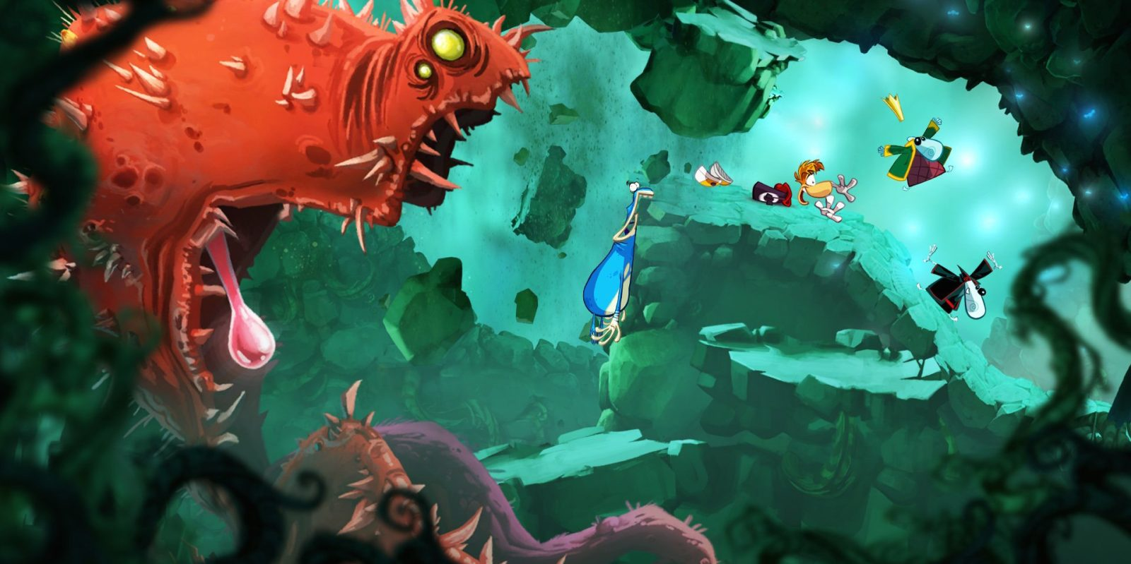 Games/Apps: Mac Back-to-School sale up to 80% off - Rayman Origins