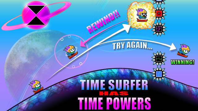 Time Surfer-App of the Week-Free-01