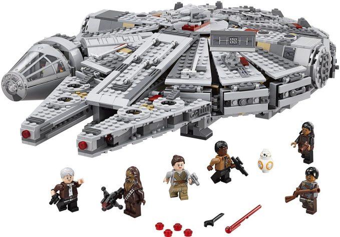 LEGO-Millennium Falcon-01
