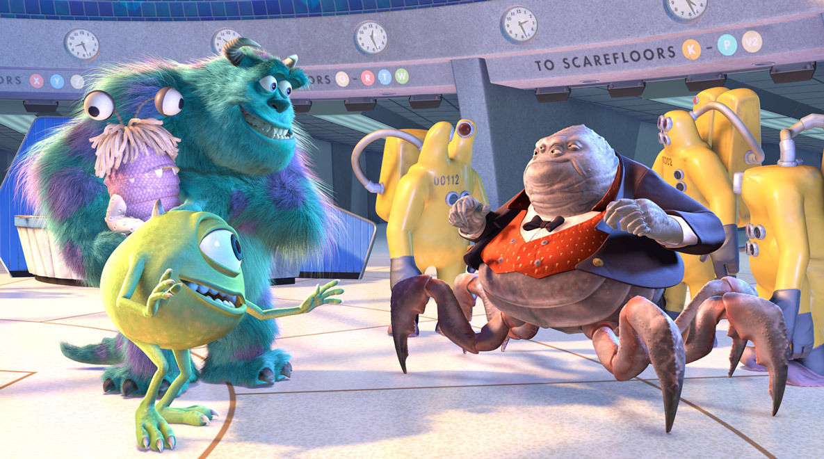 Disney is giving out copies of Monsters Inc. to users of its free digital movie locker service