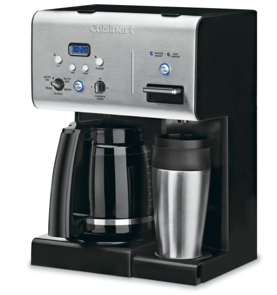 Cuisinart CHW-12 12-Cup Programmable Coffeemaker w: Hot Water System (CHW-12-sale-01