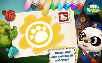 Dr. Panda's Postman-App of the Week-03