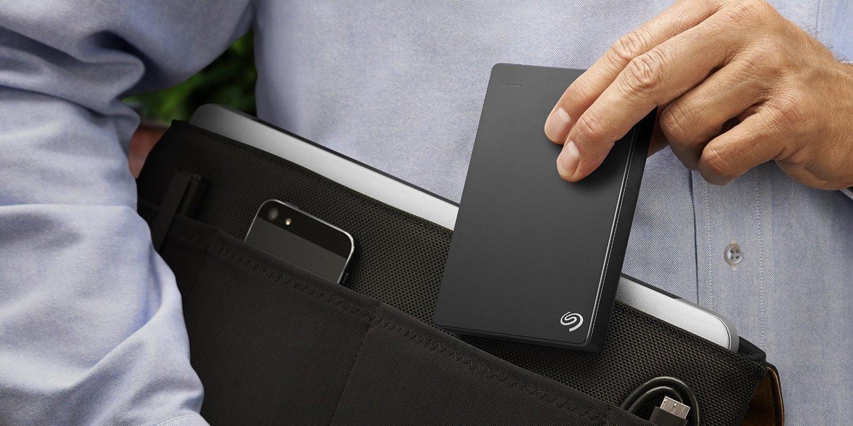 Seagate Backup Plus 4TB USB 3.0 Portable Hard Drive w/ 200GB of Cloud Storage: $110 shipped (Reg. $130)