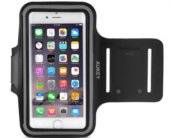 Aukey Bluetooth 4.1 Wireless Sport Headphone + Sweatproof Sport Armband-sale-01