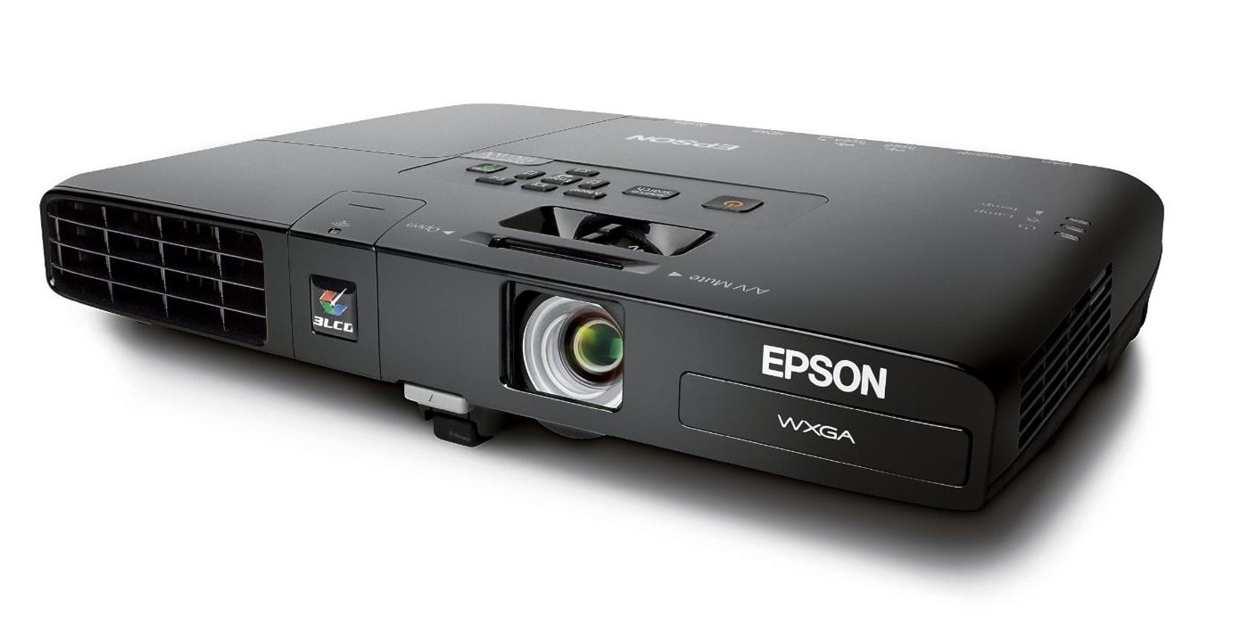 Daily Deals: Epson PowerLite Wireless 2600 Lumens 3LCD