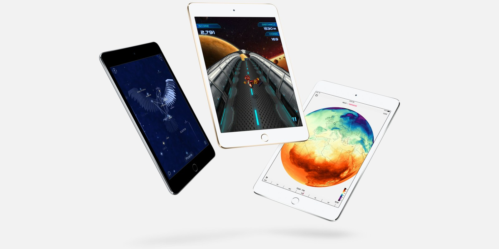 Apple iPad mini 4 Wi-Fi 64GB in all colors: $460 shipped (Reg. $499)