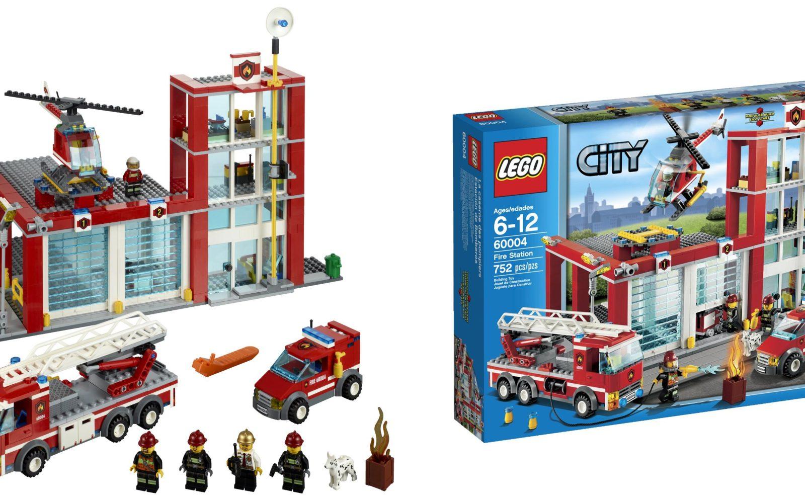 Barnes Noble 30 Off Toys Lego City Fire Station 70 Reg 100