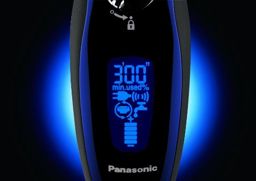 Panasonic Arc5 Electric Shaver Wet:Dry-sale-02