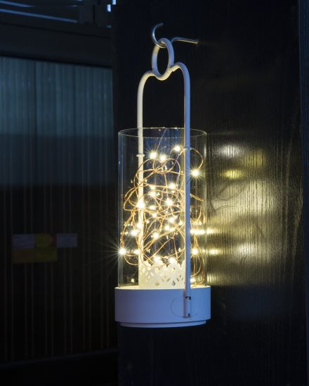 2-Pack of Copper String Battery Operated Lights