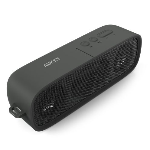 Aukey Wireless Premium Stereo Bluetooth Speaker with CSR Bluetooth 4.1