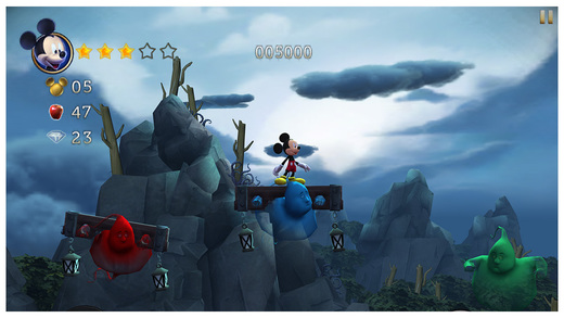 Castle of Illusion Starring Mickey Mouse-5