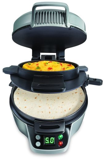Hamilton Beach Breakfast Burrito Maker (25495)-sale-01