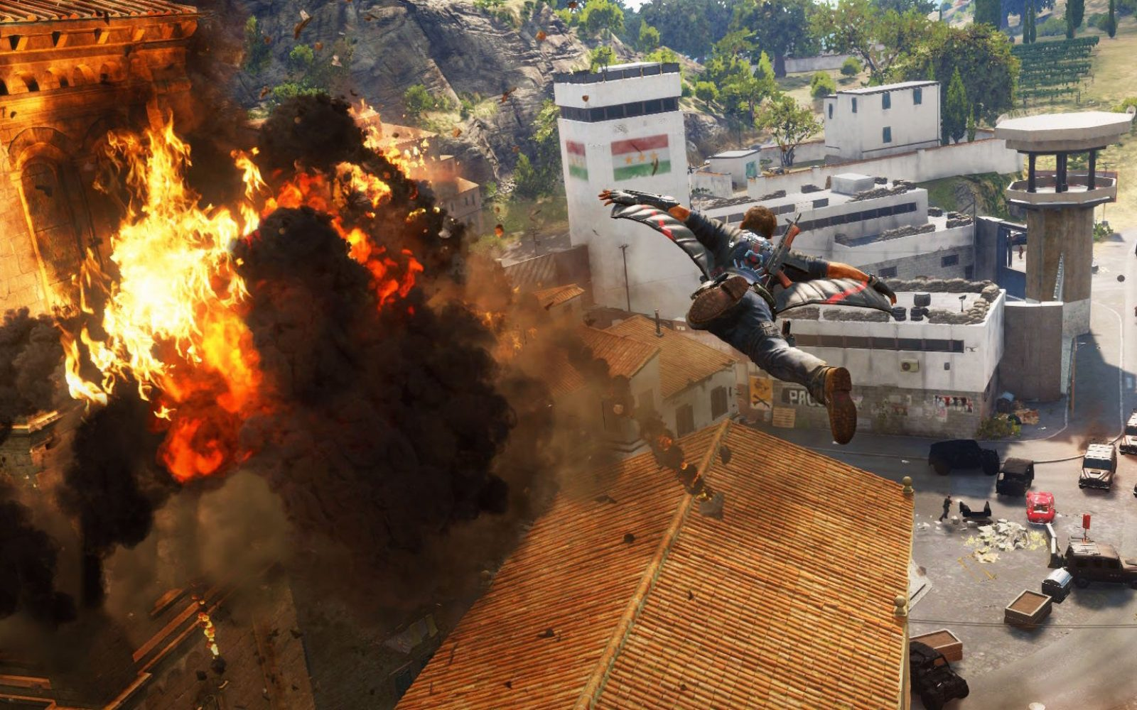Just Cause 3 - 9to5Toys