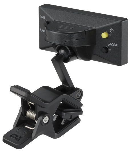 Korg PitchHawk G2 Clip-On Tuner for Guitar:Bass-sale-02