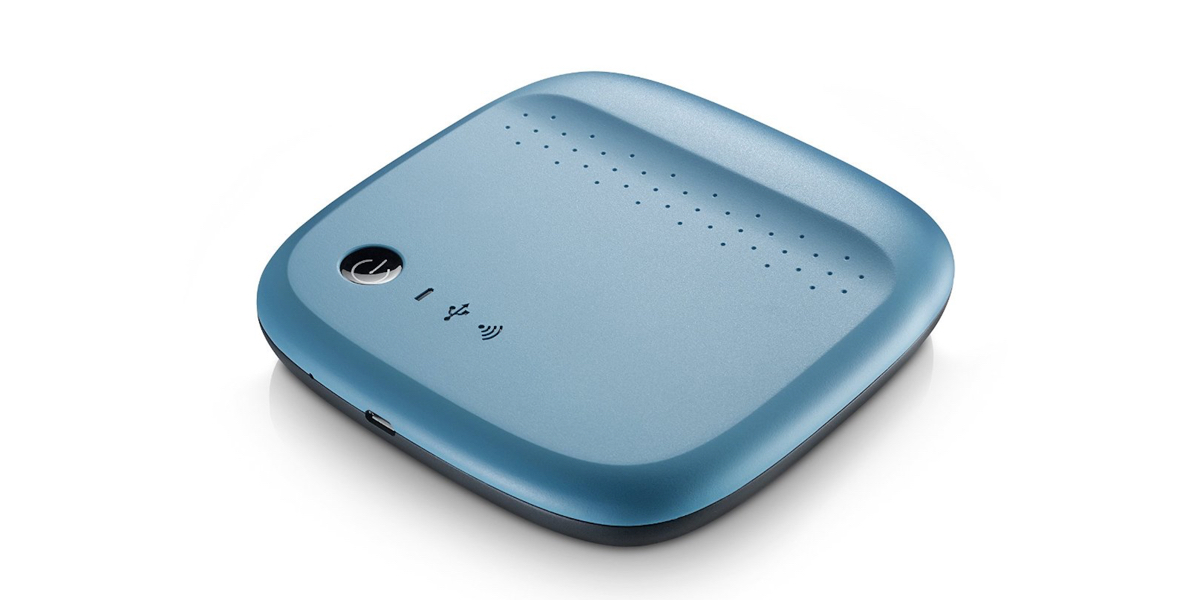 Daily Deals: Seagate 500GB Wireless External Hard Drive $50