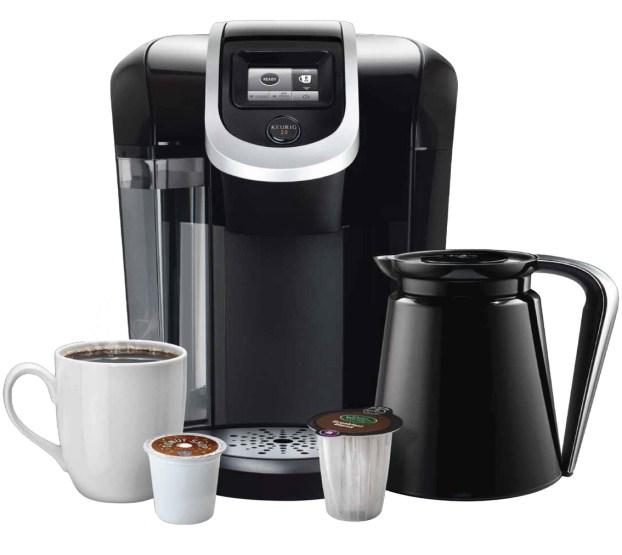 Keurig K350 2.0 Coffee Brewer