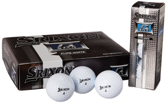 Srixon Men's Q-Star Golf Balls (1-Dozen)