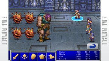 Final Fantasy II-1