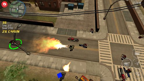 Grand Theft Auto- Chinatown Wars for iOS-6