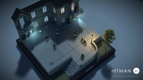 Hitman Go-PS4-2