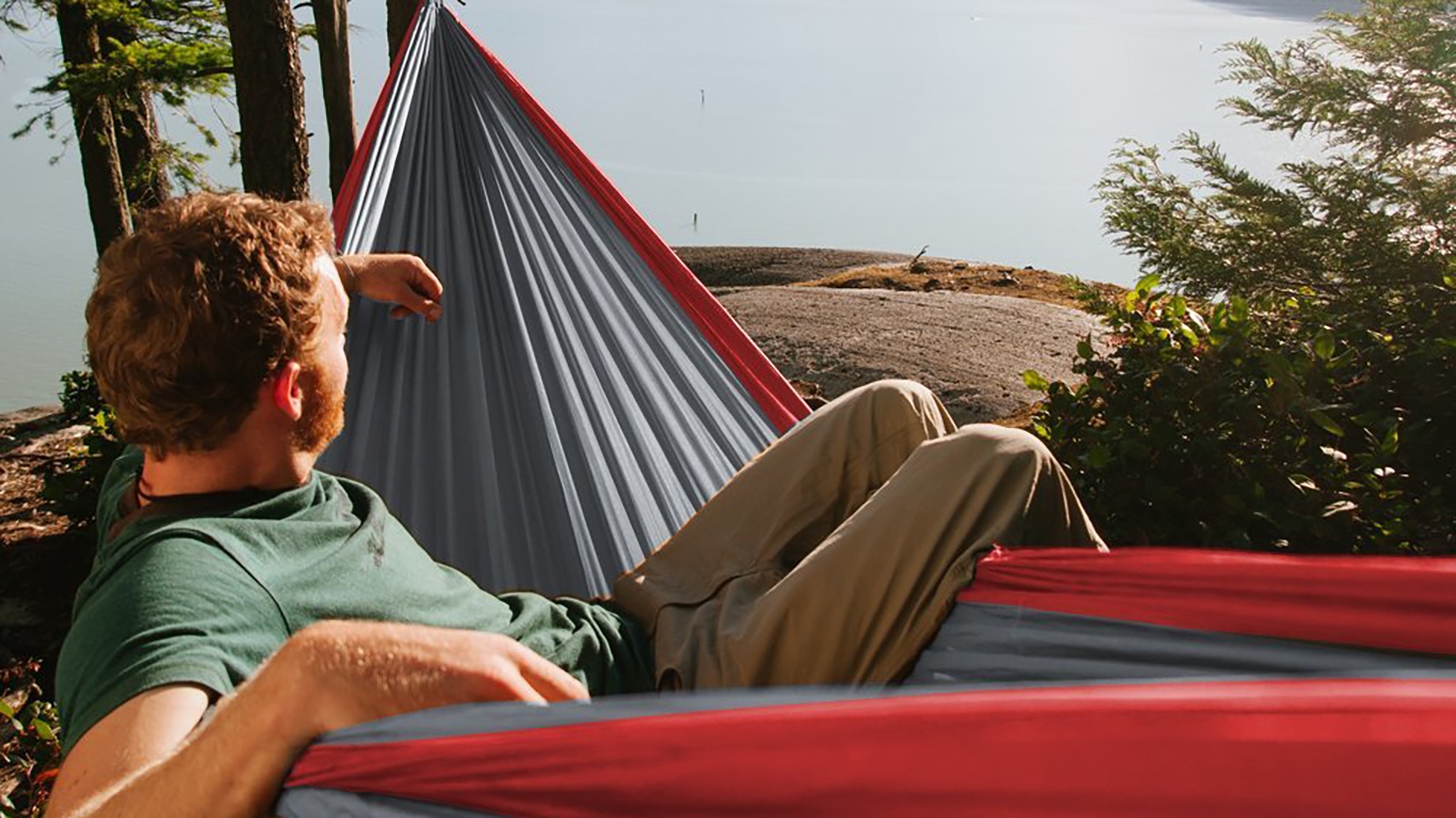 Amazon Gold Box: Gear up for warmer weather with this highly-rated double hammock for $48 (Reg. $60)