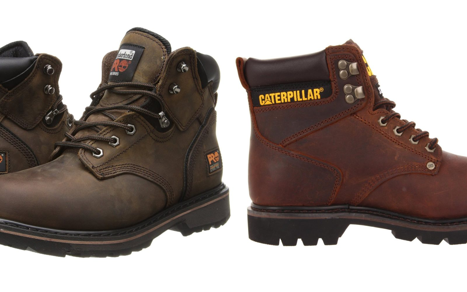 Amazon offers up to 40% off work safety boots   shoes from  24   Caterpillar fabcd95b5596