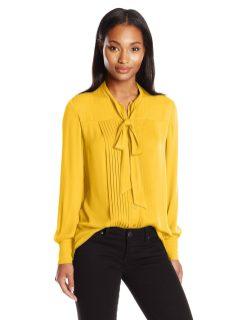 Anne Klein bow blouse