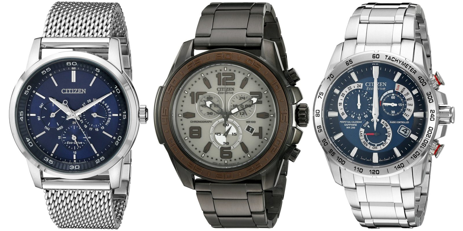 d6f63e715 Amazon Gold Box – 40% off Citizen Watches: Eco-Drive Stainless Steel $185