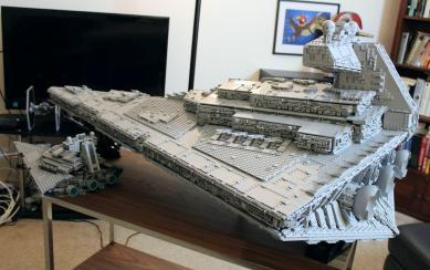 Imperial Star Destroyer-LEGO-04