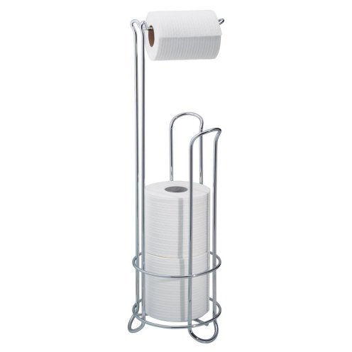 interdesign toilet paper roll stand