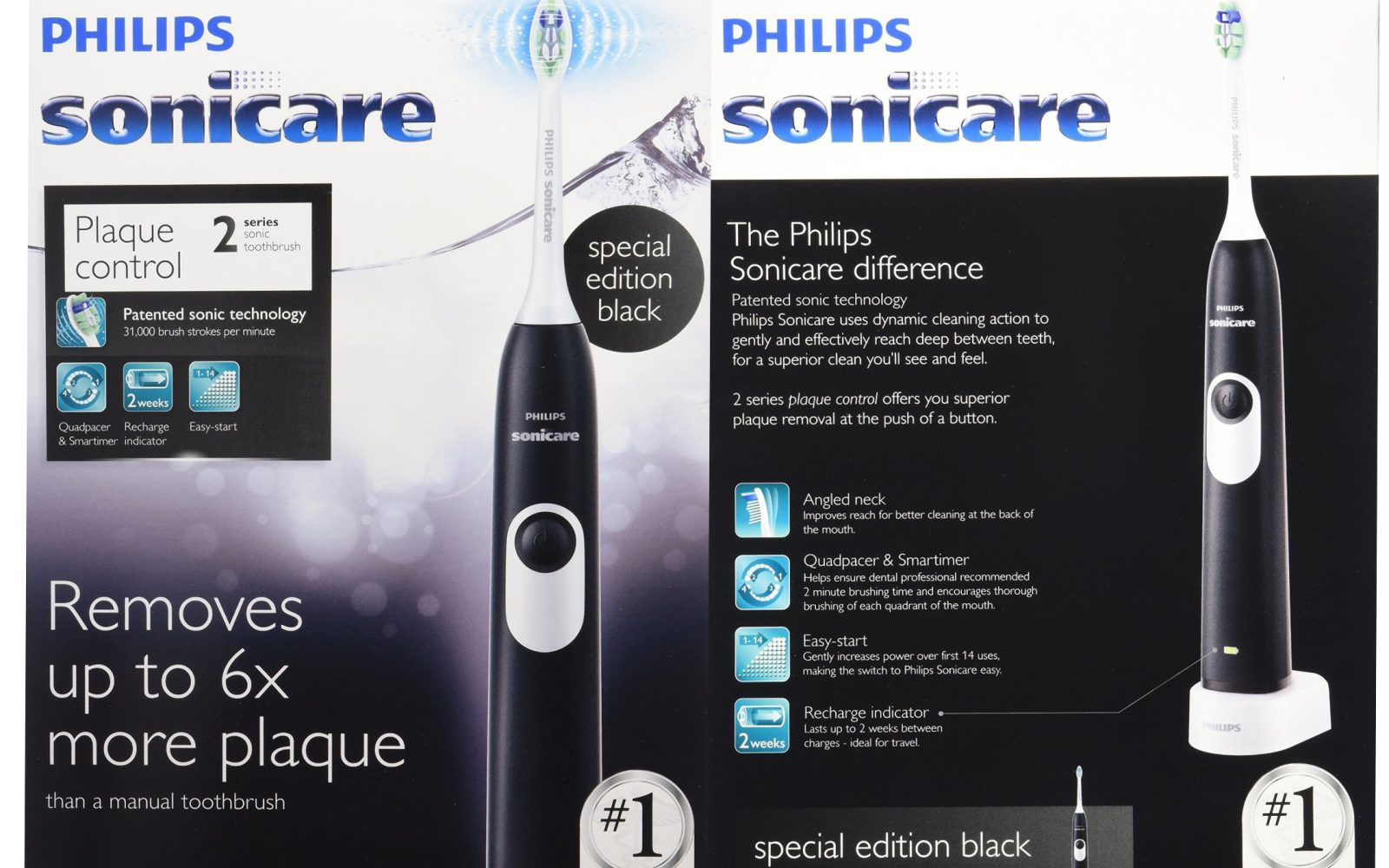 The top-rated Philips Sonicare Electric Rechargeable
