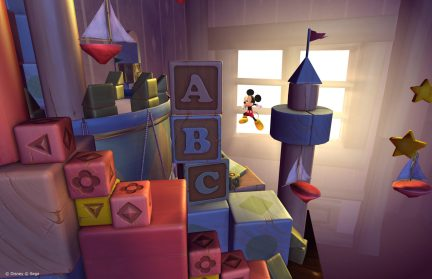 Castle of Illusion Starring Mickey Mouse-1